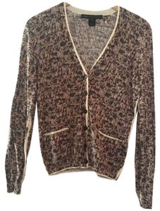 Marc by Marc Jacobs Multicolored Layering Cardigan Sweater