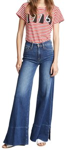 FRAME Flare Leg Jeans-Medium Wash