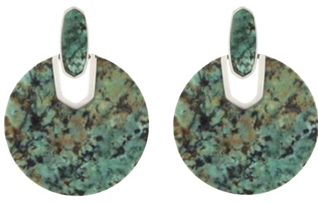 Item - African Turquoise Didi Earrings