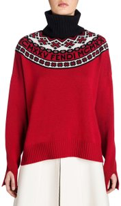 Fendi Zucca Logo Monogram Embroidered Mania Sweater