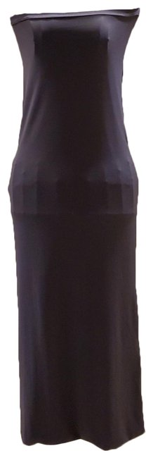 Item - Dark Purple Vintage Alito Tubo Stretch Mid-length Night Out Dress Size OS (one size)