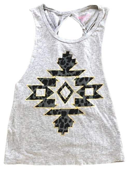 Item - Open Back Tank Top/Cami Size 4 (S)