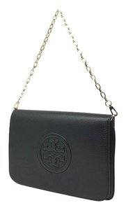 Tory Burch Bombe Convertible Leather Shoulder Bag