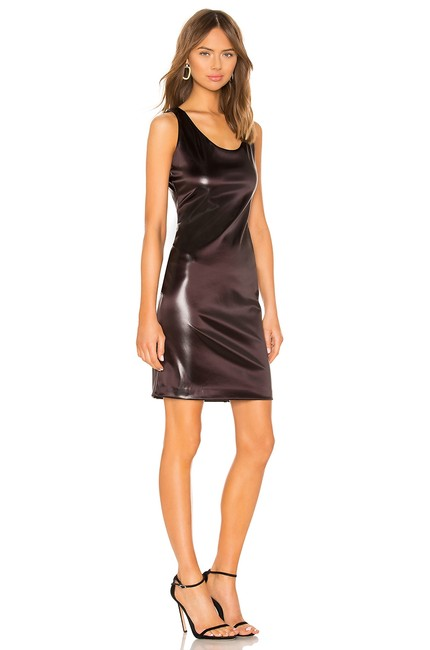 Preload https://img-static.tradesy.com/item/26100546/theory-brown-with-tag-chintz-fitted-scoop-neck-knee-length-mid-length-cocktail-dress-size-4-s-0-0-650-650.jpg