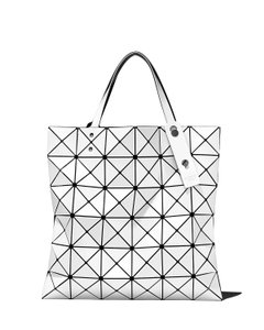 Issey Miyake Baobao Lucent Tote in White