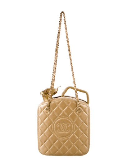 Chanel Jerry Can Cruise Collection Limited Edition Dubai By Night Rare Cross Body Bag Image 1