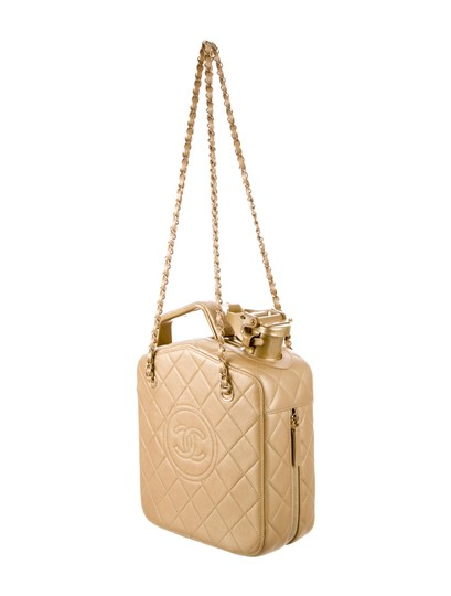 Chanel Jerry Can Cruise Collection Limited Edition Dubai By Night Rare Cross Body Bag Image 3