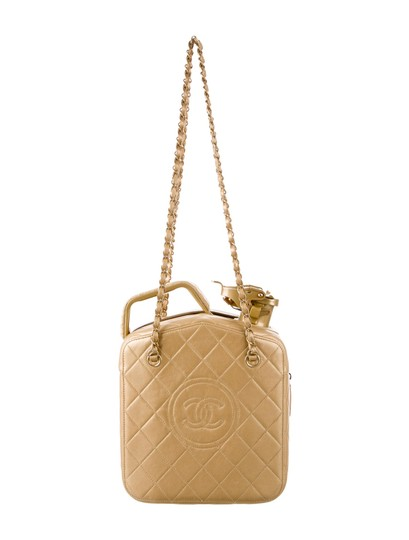 Chanel Jerry Can Cruise Collection Limited Edition Dubai By Night Rare Cross Body Bag Image 4