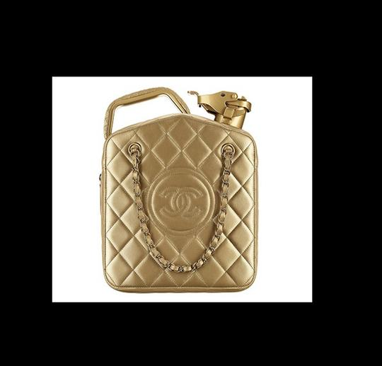 Chanel Jerry Can Cruise Collection Limited Edition Dubai By Night Rare Cross Body Bag Image 8