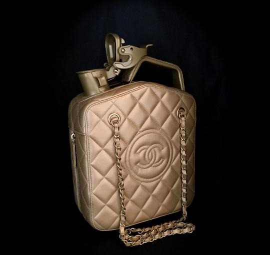 Chanel Jerry Can Cruise Collection Limited Edition Dubai By Night Rare Cross Body Bag Image 9