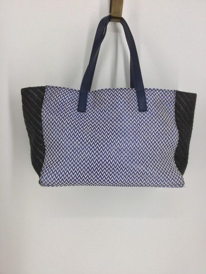Marc by Marc Jacobs Tote in Blue and Black Image 1