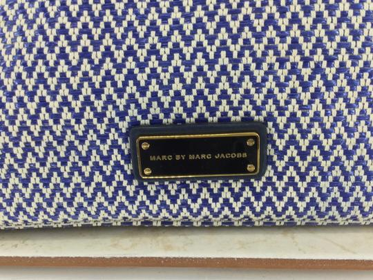 Marc by Marc Jacobs Tote in Blue and Black Image 3