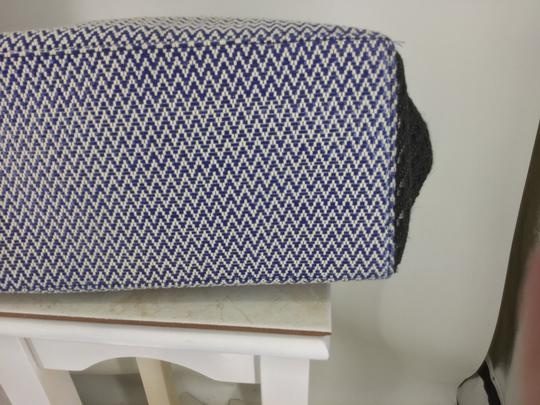 Marc by Marc Jacobs Tote in Blue and Black Image 6