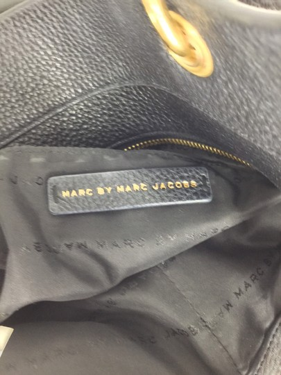 Marc by Marc Jacobs Tote in Blue and Black Image 8