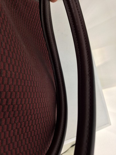 Coach Tote in Oxblood Image 9