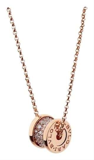 Preload https://img-static.tradesy.com/item/26102015/bvlgari-pink-gold-bzero1-necklace-0-1-540-540.jpg