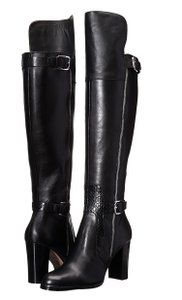 Donald J. Pliner Quinto Over-the-knee Tall Knee Quinto black Boots