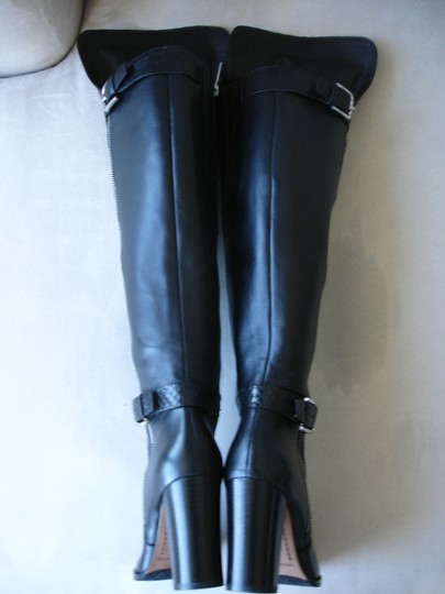 Donald J. Pliner Quinto Over-the-knee Tall Knee Quinto black Boots Image 2