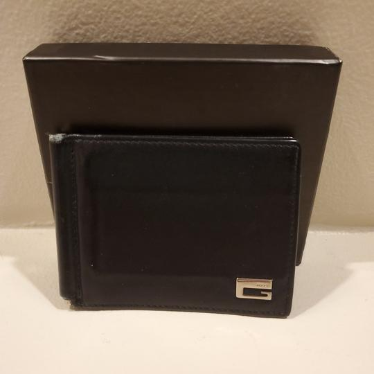 Gucci GUCCI Clip Fold Wallet with Card Holder Image 1
