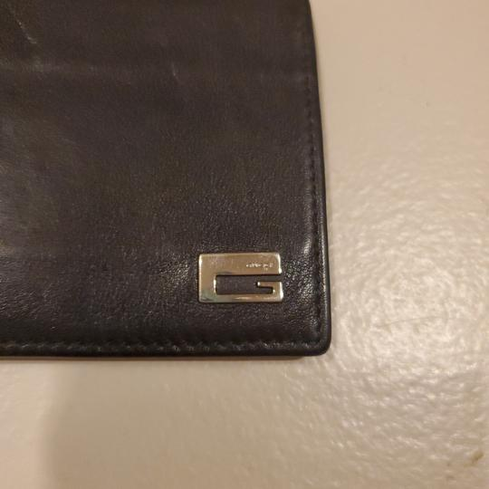 Gucci GUCCI Clip Fold Wallet with Card Holder Image 10