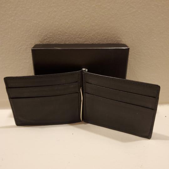 Gucci GUCCI Clip Fold Wallet with Card Holder Image 2