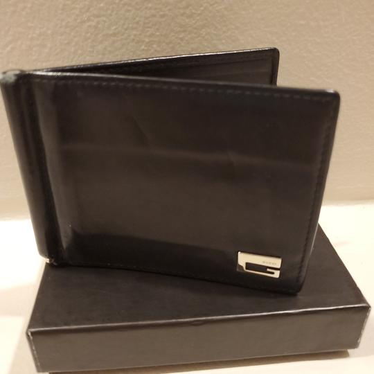 Gucci GUCCI Clip Fold Wallet with Card Holder Image 5