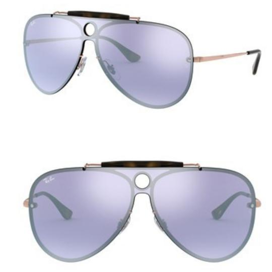 Preload https://item5.tradesy.com/images/ray-ban-copperdark-violet-mirrored-blaze-shooter-rb-3581-n-mens-sunglasses-26102194-0-2.jpg?width=440&height=440