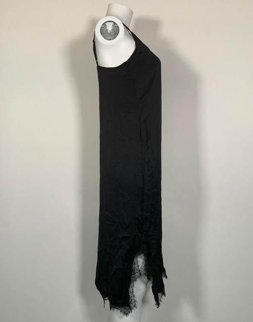 Black Maxi Dress by Project 28 Polyester Image 3