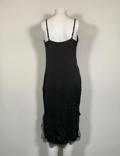 Black Maxi Dress by Project 28 Polyester Image 2