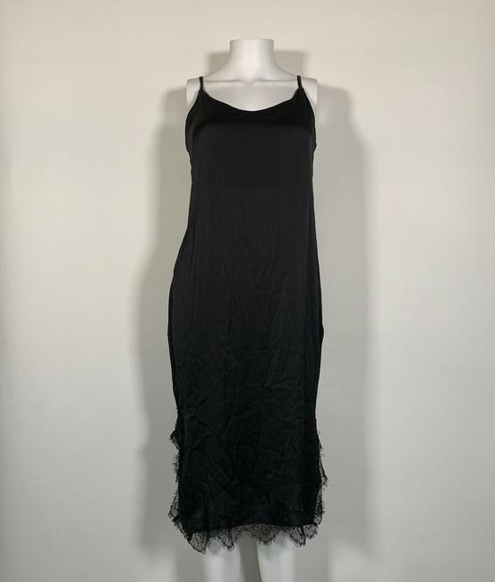Black Maxi Dress by Project 28 Polyester Image 4