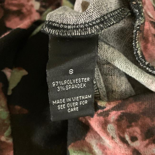 BCX Polyester Top Multicolor Image 3