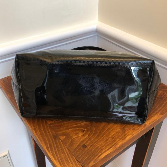 Kate Spade Patten Leather Tote in Black Image 2