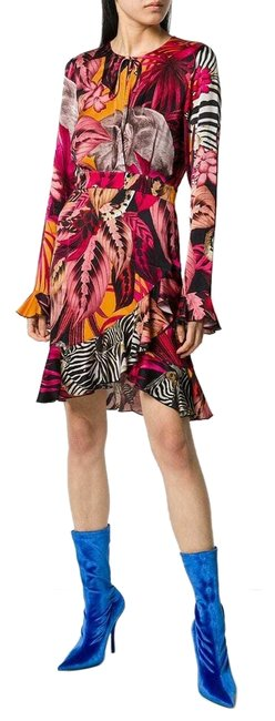 Preload https://img-static.tradesy.com/item/26102326/just-cavalli-multicolor-asymmetric-tropical-print-50-it-us-new-ruffle-mid-length-short-casual-dress-0-1-650-650.jpg