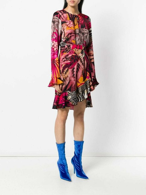 Just Cavalli short dress Multicolor Viscose on Tradesy Image 1