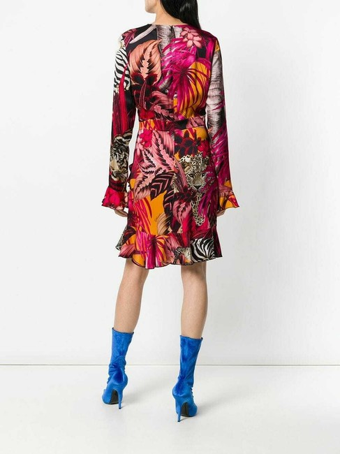 Just Cavalli short dress Multicolor Viscose on Tradesy Image 2