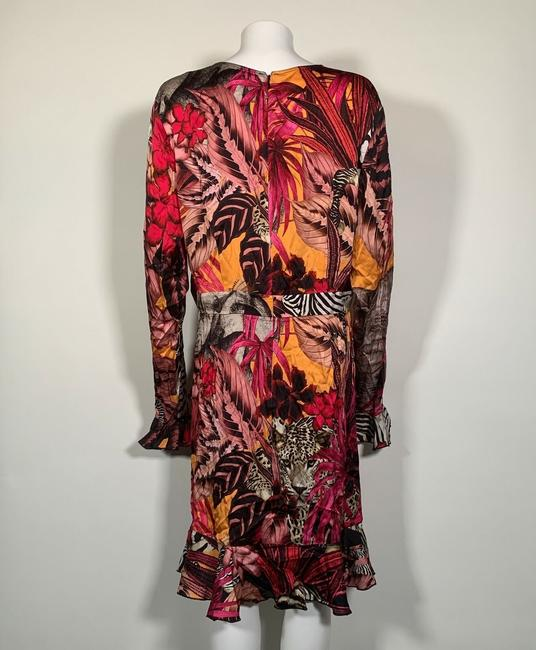 Just Cavalli short dress Multicolor Viscose on Tradesy Image 4