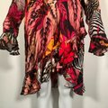 Just Cavalli short dress Multicolor Viscose on Tradesy Image 7