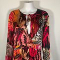 Just Cavalli short dress Multicolor Viscose on Tradesy Image 8