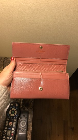 Burberry Burberry Patent leather continental wallet Image 1