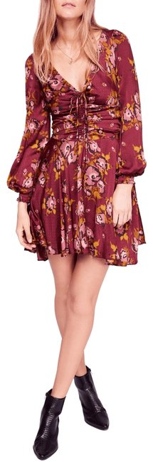 Preload https://img-static.tradesy.com/item/26102382/free-people-multicolor-floral-morning-lights-new-214-short-casual-dress-size-12-l-0-1-650-650.jpg