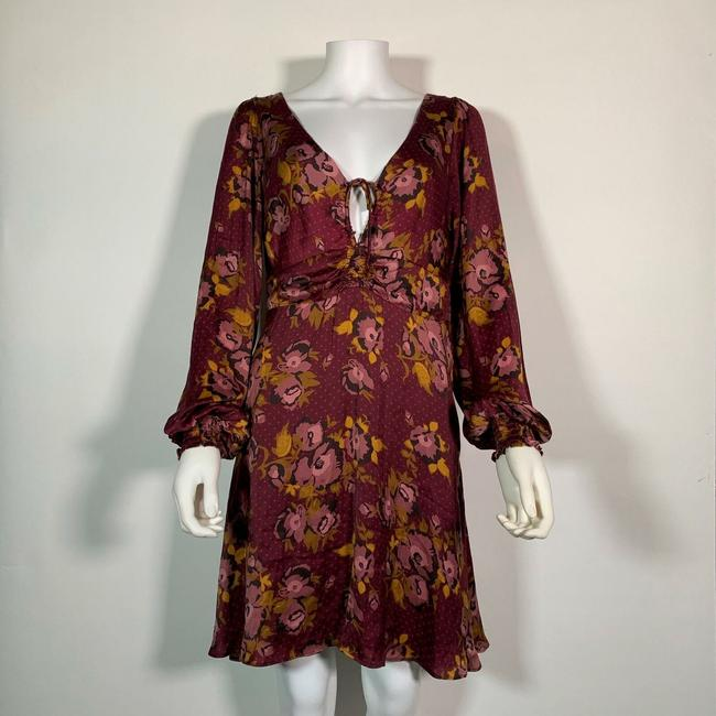 Free People short dress Multicolor Polyester on Tradesy Image 1