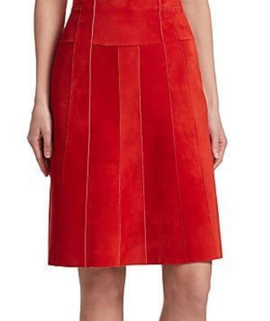 Akris Punto Mini Skirt red Image 1