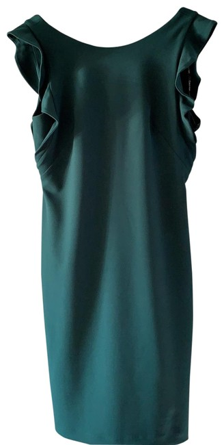 Preload https://img-static.tradesy.com/item/26102439/calvin-klein-emerald-women-s-round-neck-sheath-with-flutter-sleeve-and-low-back-mid-length-cocktail-0-1-650-650.jpg