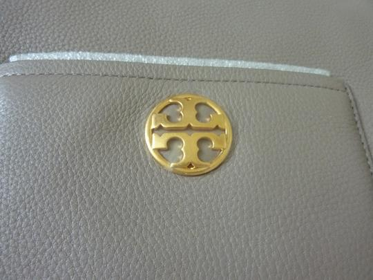 Tory Burch Leather Logo Casual Shoulder Bag Image 9