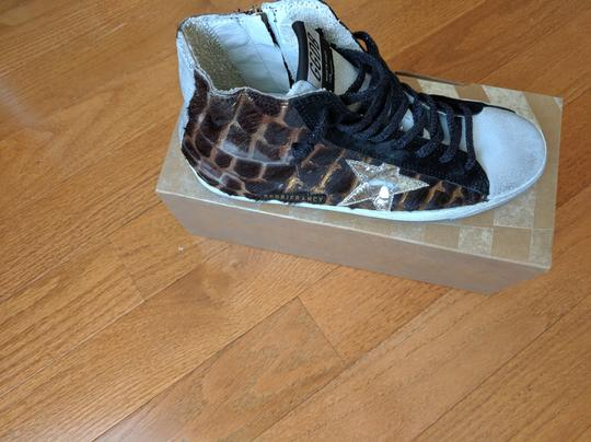 Golden Goose Deluxe Brand Vintage Cocco/Silver Athletic Image 1