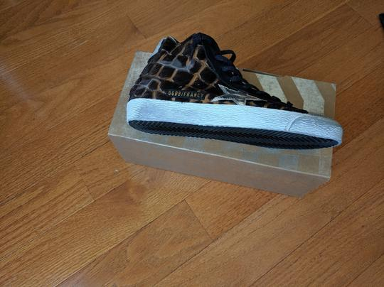 Golden Goose Deluxe Brand Vintage Cocco/Silver Athletic Image 3