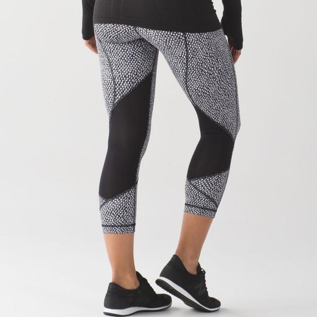 Lululemon Lululemon Pace Rivals Crop Leggings Image 1