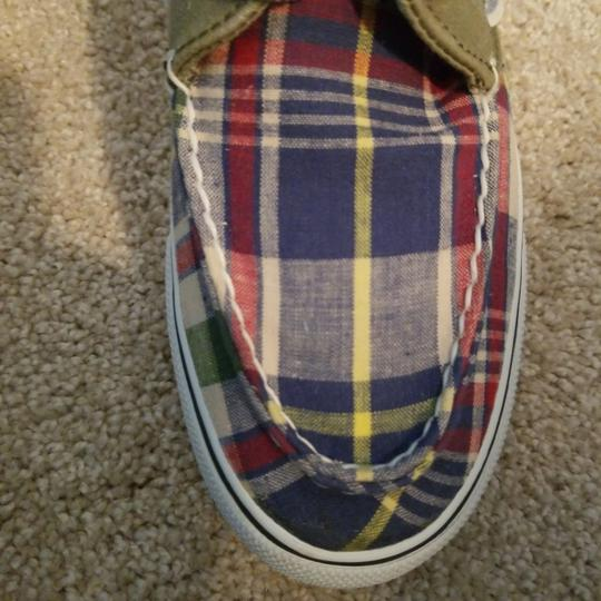Sperry Plaid Flats Image 2