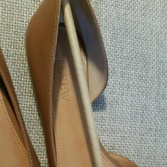J.Crew Tan leather Boots Image 3