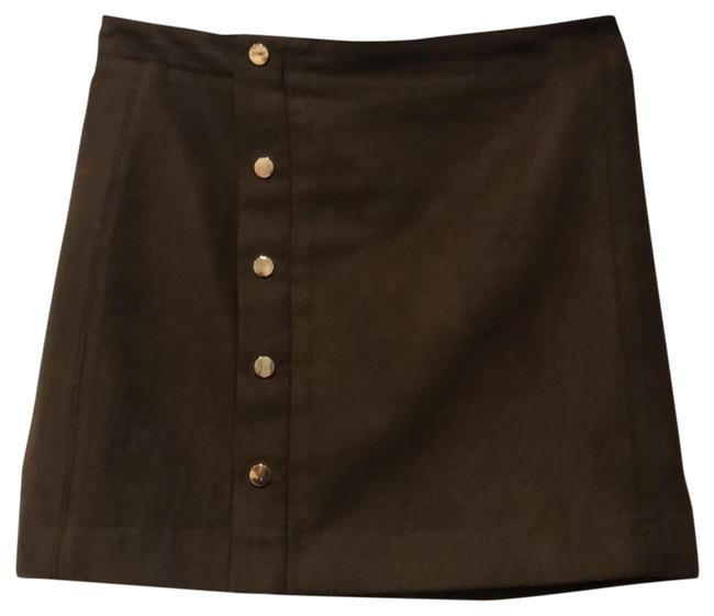 Item - Brown Suede Skirt Size 8 (M, 29, 30)